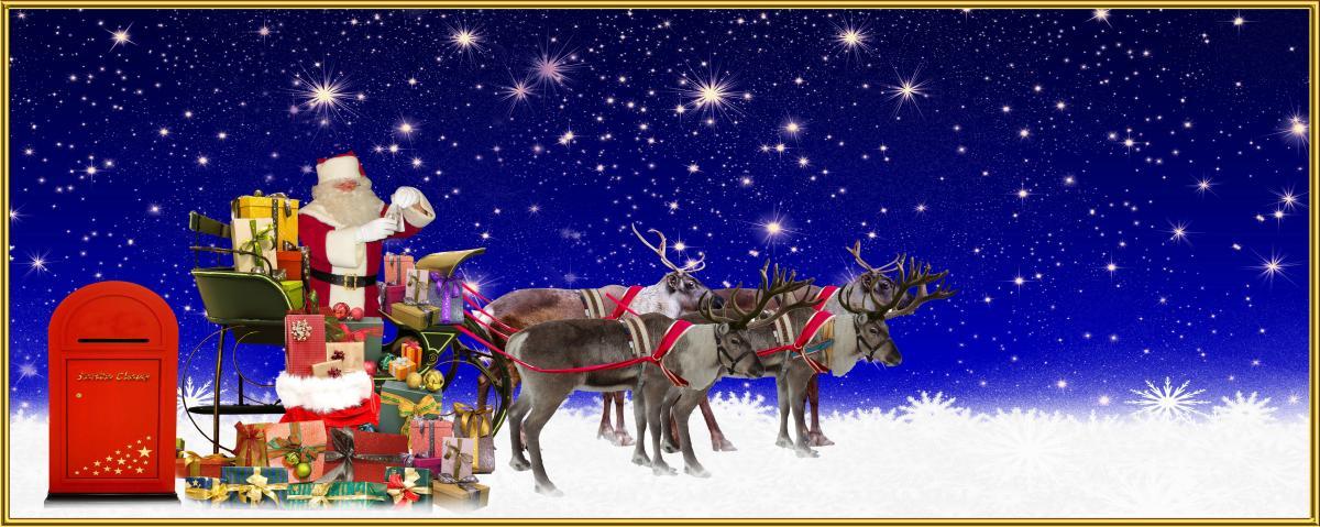 REGALA LA MAGIA DEL NATALE L'originale e autentica Lettera di Babbo Natale entro il 2 dicembre!